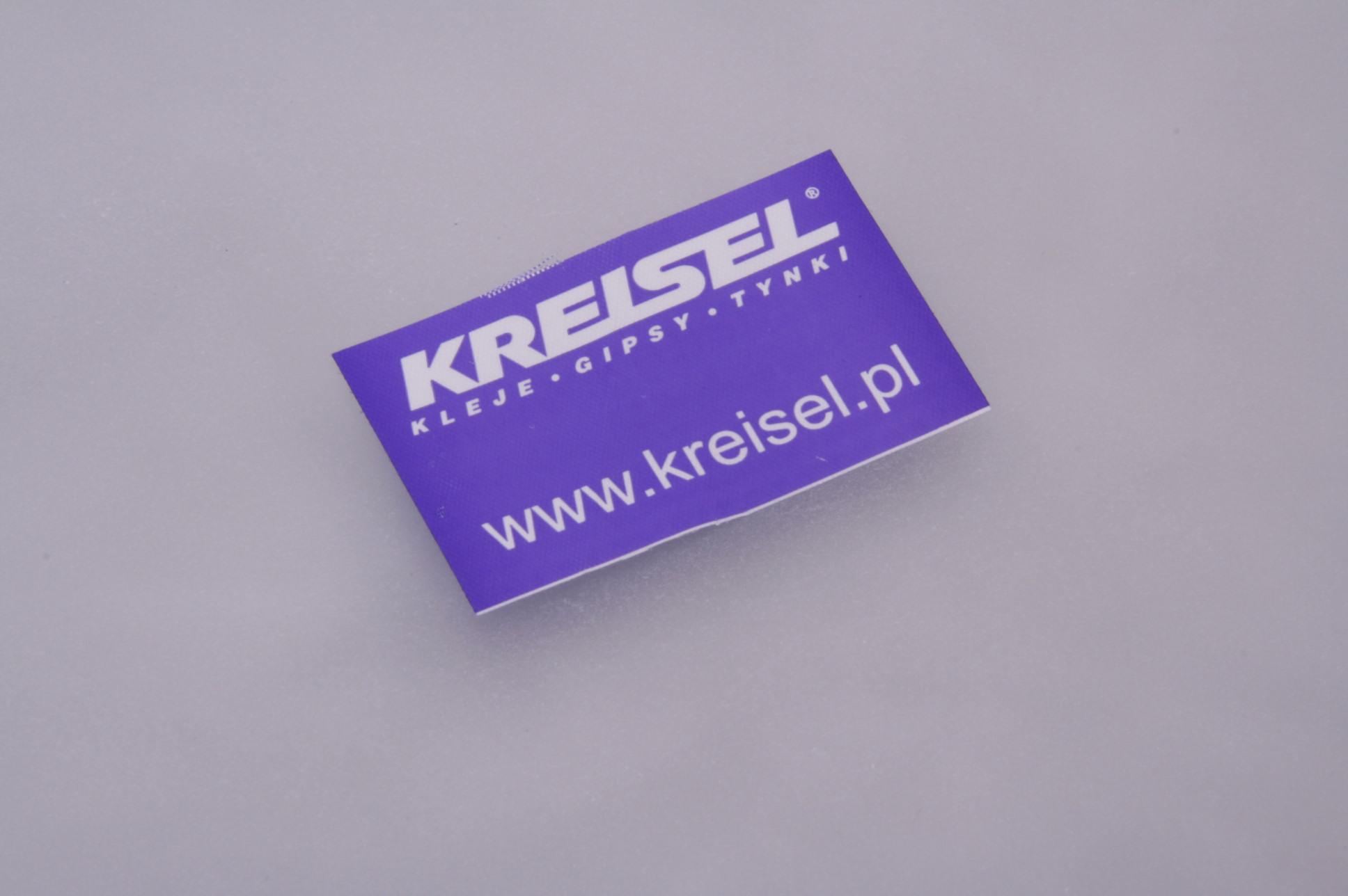 Etykieta drukowana suchy offset